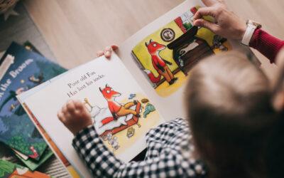 Warum ich meinen Kindern vorlesen möchte!