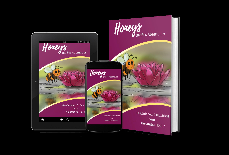 Honeys großes Abenteuer alle Versionen